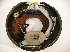 """12-1/4x3-3/8"""" 9K 10K Electric Backing Plate 10000 Trailer Brake Right fit dexter"""