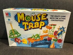 Original Mousetrap MB Games Spare Parts / Replacement Parts 1999 (1)