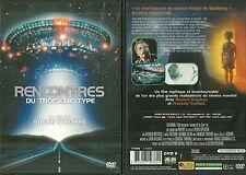 DVD - RENCONTRES DU TROISIEME TYPE de STEVEN SPIELBERG / COMME NEUF - LIKE NEW