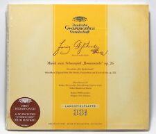 Schubert: Rosamunde, etc. / Lehmann ~ NEW CD (Aug-2004, DG Deutsche Grammophon)