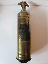 Empty Galvo Electryne fire extinguisher .Fire fighting equipment.