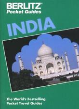 BERLITZ 95 INDIA (BERLITZ COUNTRY GUIDE, POCKET SIZE)-BERLITZ PUBLISHING COMP