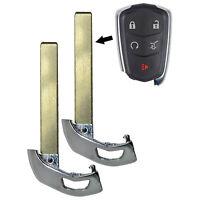 SEGADEN Uncut Blank Emergency Insert Key Blade fit for Mercedes Benz Smart Keyless Entry Remote Key PG910K