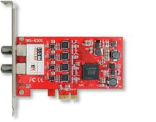 TBS 6904 Quad Satellite HD PCIe TV Tuner Card DVB-S2