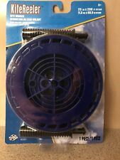 Kite Reeler Winder Blue 25 LB 200 FT Age 8+ Instructions Quick and Easy, NIP