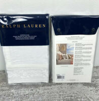 Ralph Lauren Analena Katrine European Sham Off White Set Of 2 $430