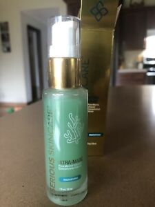 Serious Skincare Ultra-mare Concentrated Serum 1oz Sealed