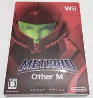 METROID Other M Nintendo Wii JAPAN COLLECTION IMPORT
