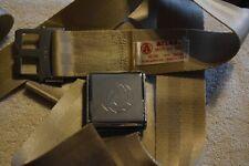 Atlas Safety Seat Belt Vintage 1960s NOS Chevrolet Ford Dodge AMC Hot Rat Rod