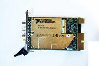 *USA* National Instruments NI PXI-5114 Digitizer Card, NI DAQ Scope, 250MS/sec
