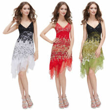 Spaghetti Strap Regular Dresses for Women with Empire Waist