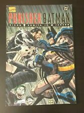 Punisher / Batman Deadly Knights 1994 Marvel / DC Comics TPB softcover