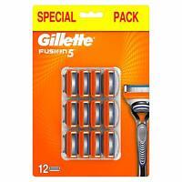 Gillette Fusion5 Lamette di Ricambio per Rasoio da Uomo con 5 Lame per una Ra...