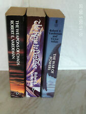 3 Science Fiction Paperback Novels By ROBERT E.VARDEMAN