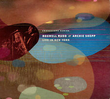 ROSWELL RUDD & ARCHIE SHEPP  live in New York 2000 / DIGIPACK