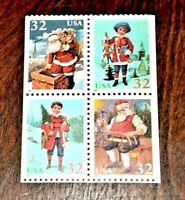 CatalinaStamps: US Stamps #3008-11 MNH Block, Lot #A105-6