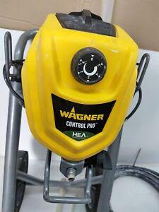 WAGNER Airless Farbsprühsystem Control Pro 350 M für Wandfarben, Lacke & Las