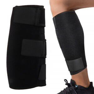 Unisex Calf Compression Sleeve Support Brace for Running Training Exercise Wrap