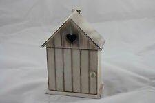 Wooden ShabbyChic Wall Mounted Key Box /Cupboard/Cabinet *NEW* 4753423