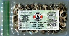 Moringa Oleifera Pkm1 Seeds (.5 oz - 14 gm) bag - New: Arizona Harvest 2020