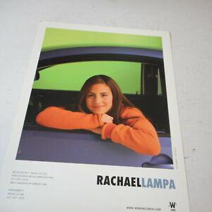 Rachael Lampa Color  Publicity Photo