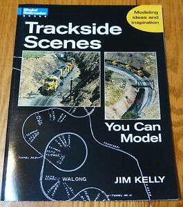 How to Book: #12234 Trackside Scenes You Can Model
