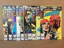 Daredevil Lot Of 10 #170-179