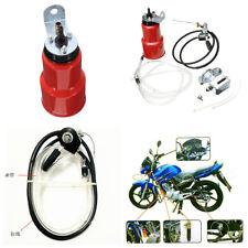Motorbike Lubricant Lub Parts Motorcycle Chain Lubricator Oiler Maintenance Set