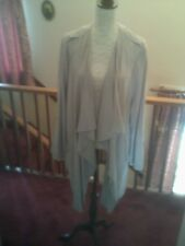 Women's Lightweight Waterfall Front Coat, By New Look and in Unworn Condition
