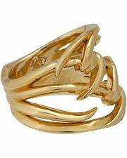 Stephen Webster Forget Me Knot Barb wire ring in sterling silver size 7