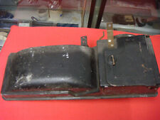 ORIGINAL 1964 1/2 SHELBY MUSTANG FRONT HEATER BOX NO RESISTOR COUPE CONVERTIBLE