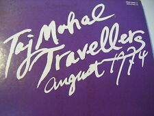 Taj Mahal Travellers august 1974 - Rare Double CD - Japanese Import RARE EDITION