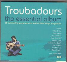 TROUBADOURS - the essential album CD various artists