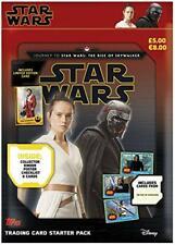 Star Wars Journey To The Rise of Skywalker ~ Topps Trading Card ~ Starter Pack