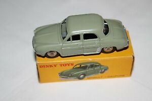 French Dinky Toys 24E Renault Dauphine