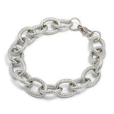 Stainless Steel Chain Link Bracelet