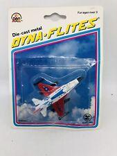 1993 VINTAGE DIE CAST METAL DYNA-FLITES F-16 Falcon USAF #29360-NEW!!