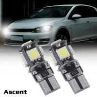 2x LED Interior Parking Light Bulb Kit For VW Golf MK6 & GTI Golf 6 2009-2014