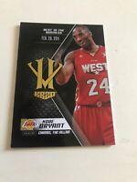 2015-16 Panini - Kobe Herovillain: Kobe Bryant - Best In The Business