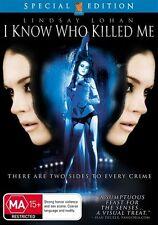 I Know Who Killed Me (DVD) - Lindsay Lohan