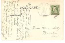 DPO 1910 Robbinsdale, MN Duplex Cancel on Postcard Real Photo Minneapolis Creek