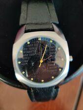 NIB Batman Limited Edition Fossil Watch LI2532 #479/500