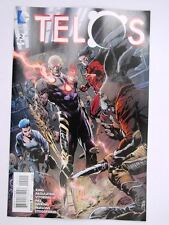 DC Comics: TELOS #2 JANUARY 2016 # 1J77