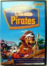 Jeu PC - CD-Rom - Lapin Malin - L'île aux pirates - 5 à 8 ans