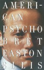 Vintage contemporaries: American psycho: a novel by Bret Easton Ellis