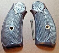 Smith & Wesson .38 Top-Break Revolver Grips
