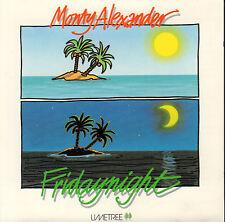 MONTY ALEXANDER - FRIDAYNIGHT (1987 JAZZ CD EUROPE)