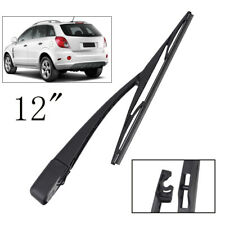 "For Holden Captiva 5 2011-2016 12"" Upgrade Rear Windshield Wiper Arm Blade Kit"