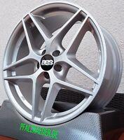BBS CF Alufelgen 8x18 5x110 OPEL Astra G H Corsa D Signum Vectra Brilliantsilber