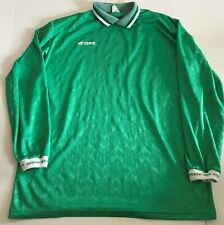 Vintage Score Soccer Jersey - Shirt - Goalkeeper Keeper - Adult XL  - Green